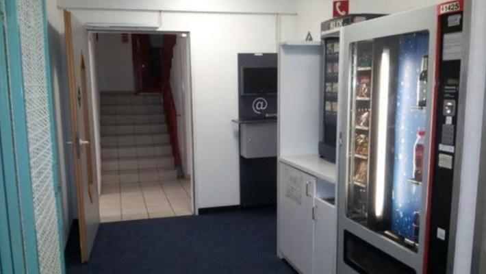 Motel 24 Bremen Hallway
